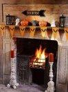 Хэллоуин: интерьер к празднику