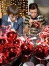 Рождество в стиле pret-a-porte от REDD'S