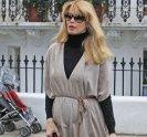 Клаудия Шиффер: идеальная фигура во время беременности