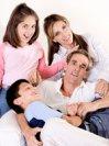 Здоровье родителей зависит от количества детей