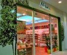 Открытие первого салона органической косметики MELVITA