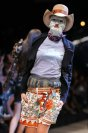 Вивьен Вествуд (Vivienne Westwood): Неделя моды в Париже 2010 - Фотогалерея 9