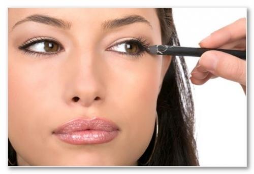 Макияж для увеличения глаз пошаговое фото - Мой секрет 35